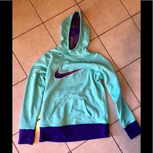 Nike hoodie sweatshirt. Size large